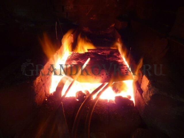 Наше производство - печь