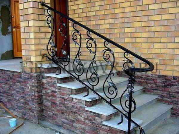 Фото лестницы для крыльца 10