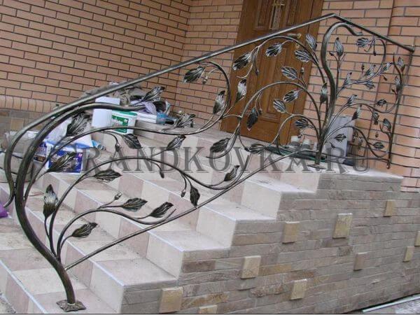 Фото лестницы для крыльца 11