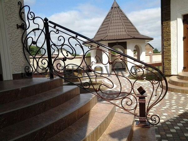 Фото лестницы для крыльца 12