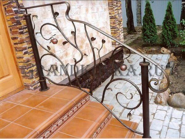 Фото лестницы для крыльца 14