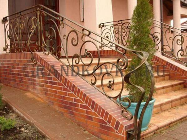 Фото лестницы для крыльца 17
