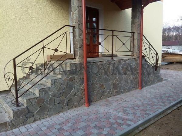 Фото лестницы для крыльца 2
