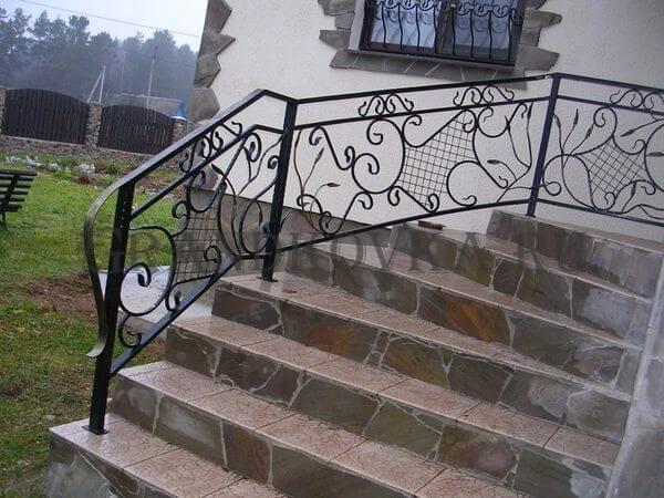 Фото лестницы для крыльца 20