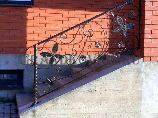 Фото лестницы для крыльца 22