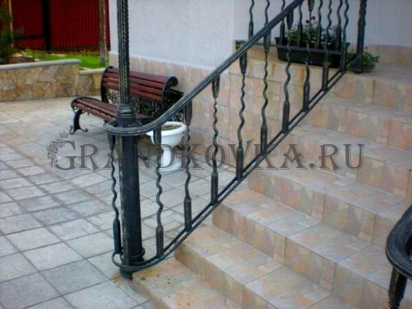 Фото лестницы для крыльца 4