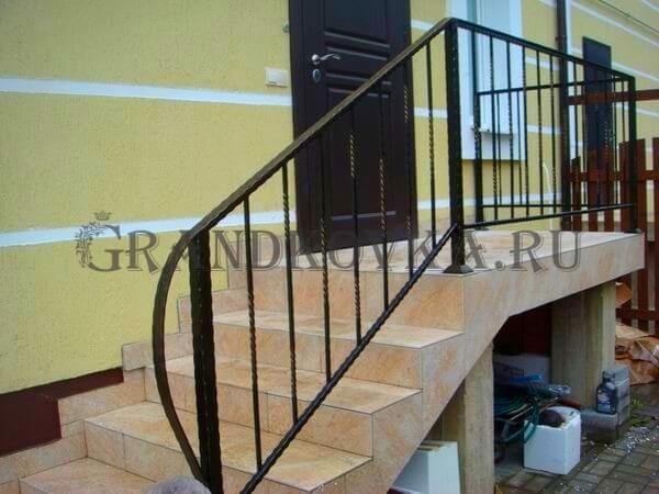 Фото лестницы для крыльца 6