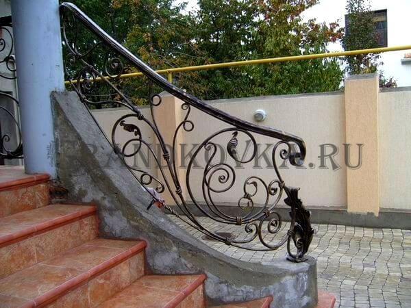 Фото лестницы для крыльца 7
