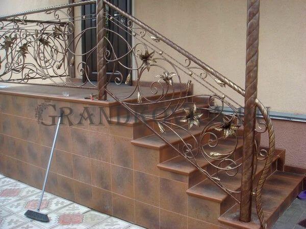 Фото лестницы для крыльца 8