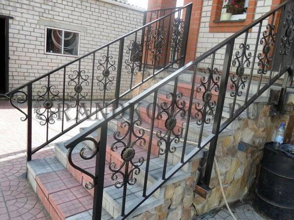 Фото лестницы для крыльца 9